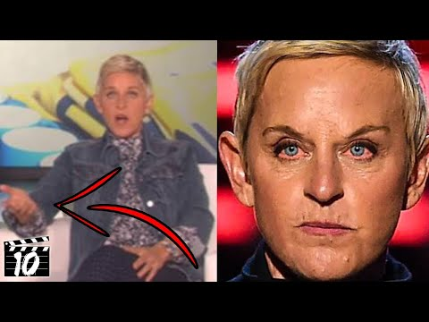 Top 10 Secrets Ellen DeGeneres Doesn't Want You To Know About