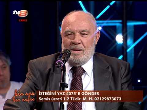 Musa Eroğlu- Bir Ses Bir Nefes Programı- Şiir