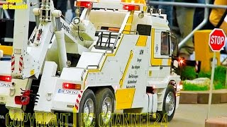BIG RC TRUCK, TOW TRUCK, TRACTOR, EXCAVATOR, SEMITRUCK, TIPPER & MORE! BIG SCALE 1:8 !!!