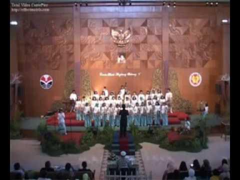 angklung smpn 5 bandung Peyeum Bandung arr Aan Handoyo LMAP5 KABUMI