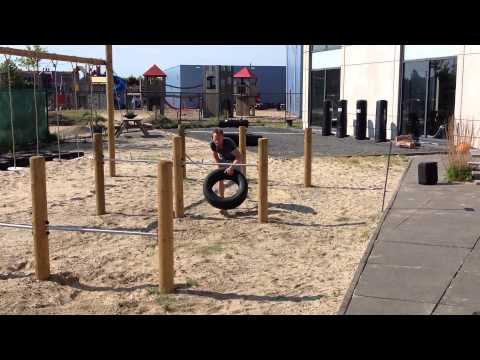 Outdoor Freestyle bij Body Business Houten