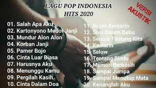 Best Song Akustik Cover Lagu Pop Indonesia Hits 2020 | HQ Audio