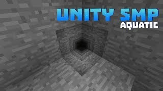 Minecraft - UNITY SMP LIVE #2 - DIGGING ALL THE WAY DOWN