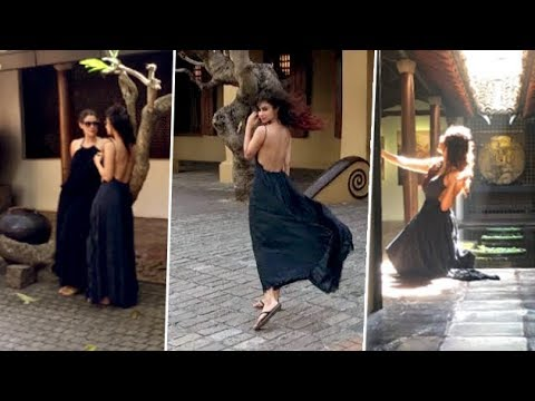 Mouni Roy Enjoying Vacation In Sri Lanka | Looking Beautiful