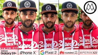 The Ultimate Smartphone Camera Comparison.