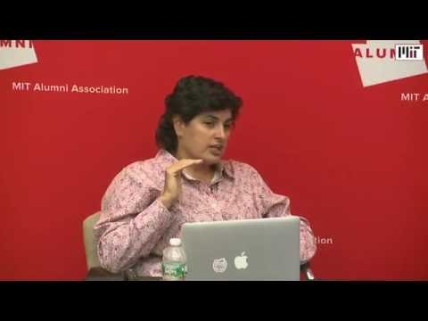 Faculty Forum Online: Nergis Mavalvala
