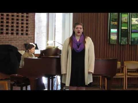 An Die Musik by Franz Schubert, Op. 88, No 4 (January 31, 1797 - November 19, 1828)