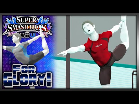 The Core of Glory (For Glory Mode) #23: Wii Fit Trainer w/ PKSparkxx! (Super Smash Bros. for Wii U)