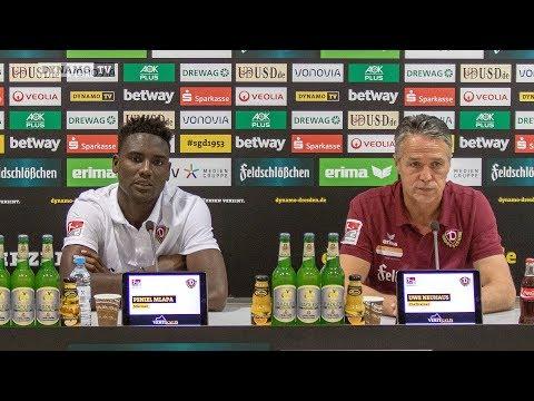 10. Spieltag | SGD - FCI | Pressekonferenz vor dem Spiel
