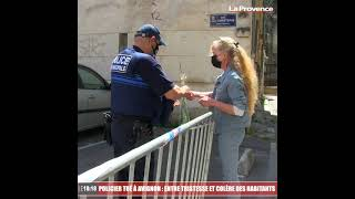 Le 18:18 - Policier abattu à Avignon : entre tristesse et colère, des habitants sous le choc