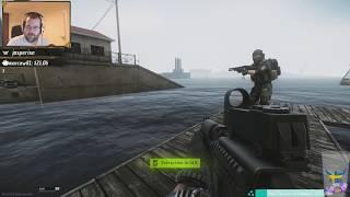 Escape From Tarkov - Boat Fail