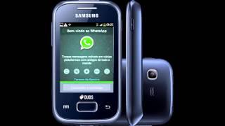 Como Baixar,instalar e se cadastrar no Whatsapp - Tive!