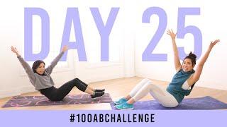 Day 25: 100 Cha Cha Abs!   #100AbChallenge w/ Anna Akana
