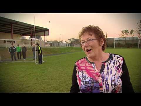 Maureen Lynch (Mohill, Co Leitrim)   Gradaim an Uachtarán 2014