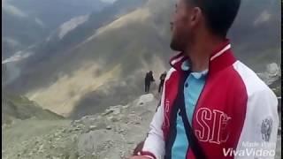 Babadağ ziyarəti,  zirvədən görünən möhtəşəm mənzərə...