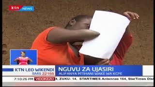 Nguvu za Ujasiri:Margret Ajema msichana jasiri mlemavu