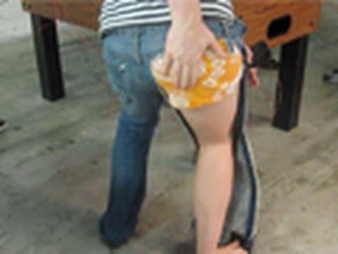 Pants Ripped Prank