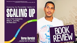 """""""Scaling Up"""" Book Review"""