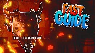 IX - ZOMBIE SCHILD GIDS IN 1 MINUUT (Black Ops 4 Zombies Tutorial)
