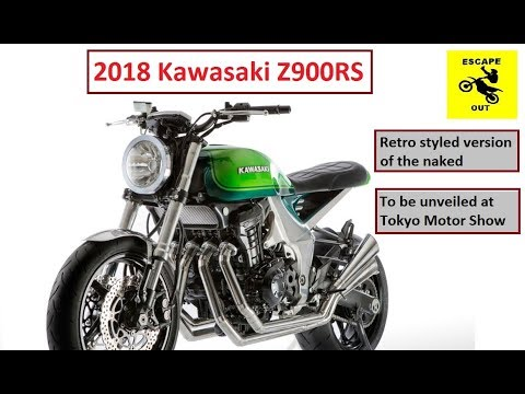 2018 kawasaki z900rs retro styled unveiled at tokyo. Black Bedroom Furniture Sets. Home Design Ideas