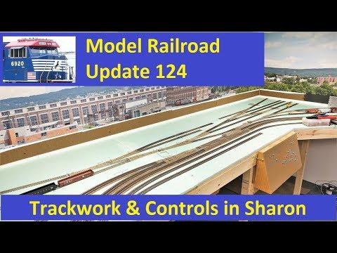 MRUV 124: Trackwork & Controls in Sharon