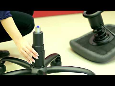 SpinaliS montaža  uredske stolice