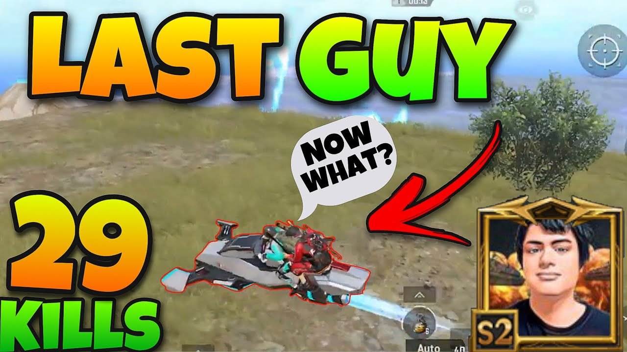 I GOT ON The LAST PERSON'S HOVERBIKE..