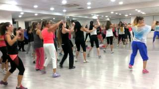 ZUMBA in Shape Health Club !