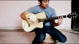 Tumse hi.. guitar Cover