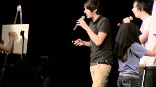 Amazing Phil and DanIsNotOnFire at PlayList Live 2012 [MAR 24, 2012]
