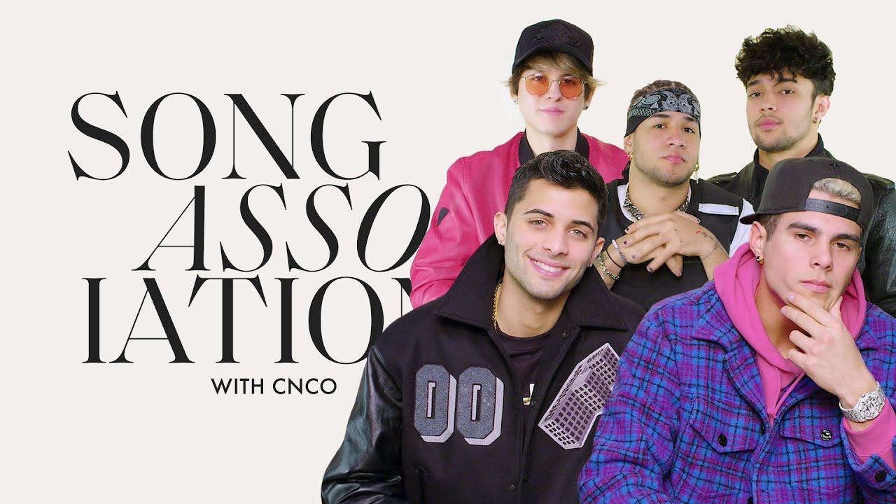 CNCO Sings
