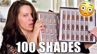 Download 100 SHADES of Foundation ... Mp3 and Videos