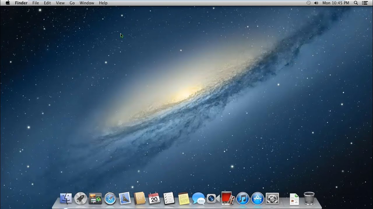 vmware mac os full screen