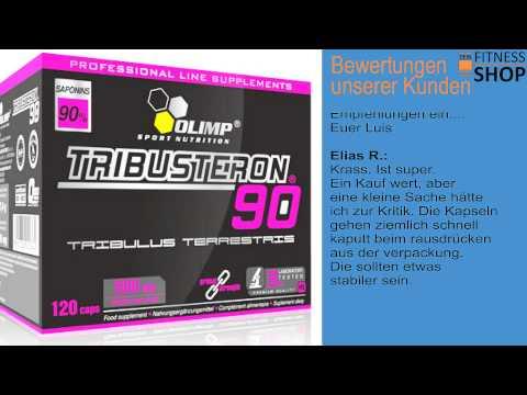 Olimp Tribusteron 90 - Test, Erfahrungen und Einnahme