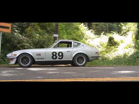 Datsun 240Z With Rebello Racing Engine