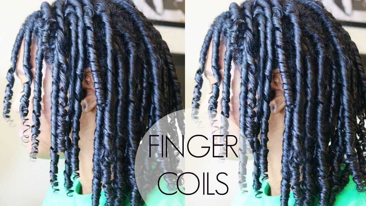 achieve perfect finger coils
