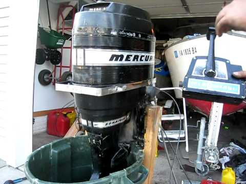 Mercury Outboard Wiring Diagram Train Horn 1966 500 - Youtube