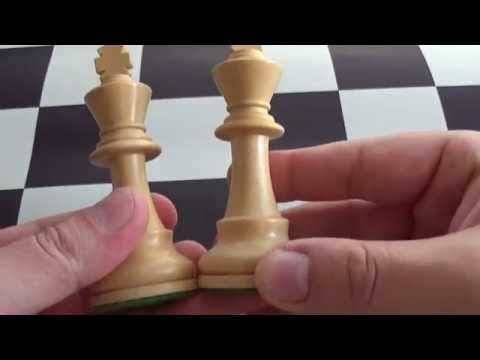 Club II - House of Staunton – Quality Wood Pieces - Wholesale Chess - Chess Pieces Review