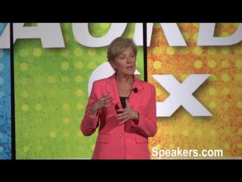 Keynote Speaker: Lynne Lancaster • Presented By • Speakers.com • Five Generations in the Workforce