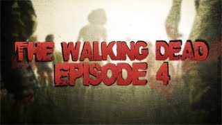 "The Walking Dead: Episode 4 ""Around Every Corner"" Complete Walkthrough (Let"