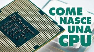 Come viene creato un processore?
