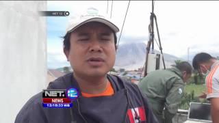 Tim BMKG  Pantau Aktivitas Sinabung Dengan Pasang Alat Pendeteksi Udara - NET12