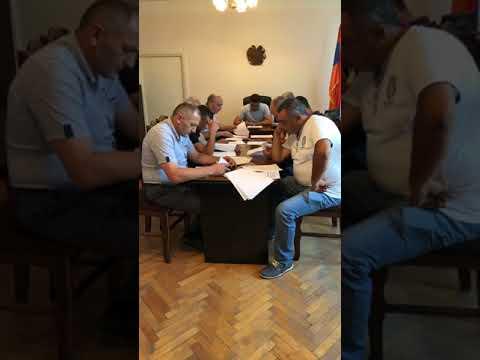 Ճամբարակ համայնքի ավագանու 17.07.2019 թվականի թիվ