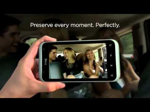 Mobile phone HTC Rhyme