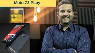 Moto Z3 Play Features, Specifications, Launch Date & Price In India