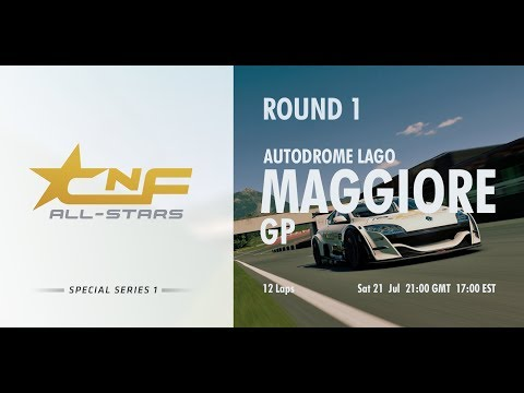 Gran Turismo Sport: CnF All Stars S1R1 Commentary - July 21st, 2018 thumbnail