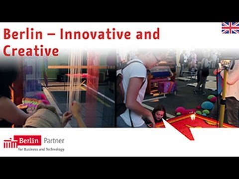 Berlin - innovative and creative 2016 (EN)