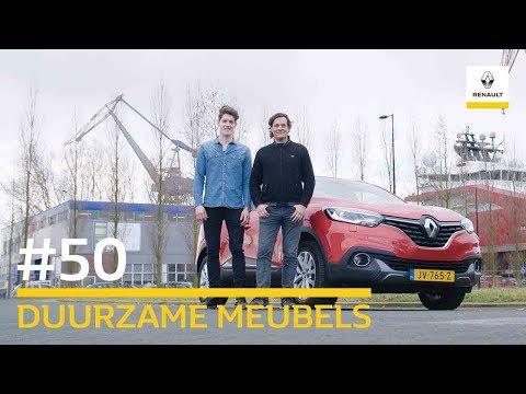 Renault Life met Anton Teeuw - Design meubels van restafval #50