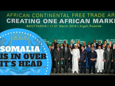 African Continental Free Trade: Somalia