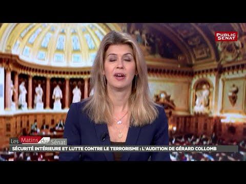 Audition de Gérard Collomb sur le PJL Sécurité intérieure et l... - Les matins du Sénat (07/08/2017)